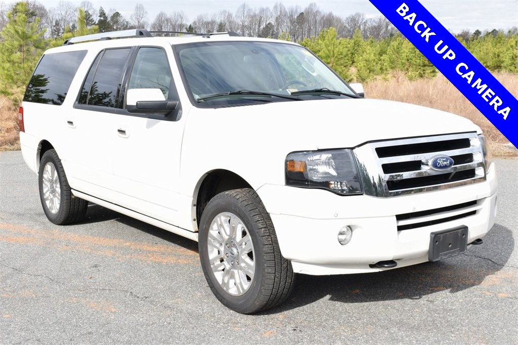 Pre Owned  Ford Expedition El Limited