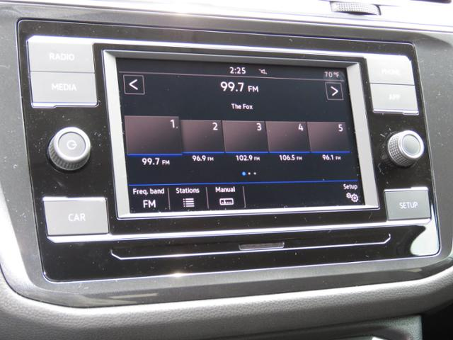 2012 vw tiguan radio manual
