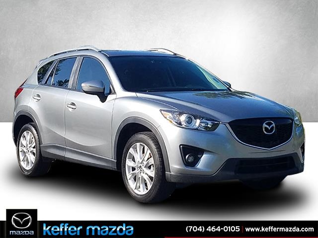 Certified Pre Owned 2015 Mazda Cx 5 Grand Touring Fwd 4d Sport Utility