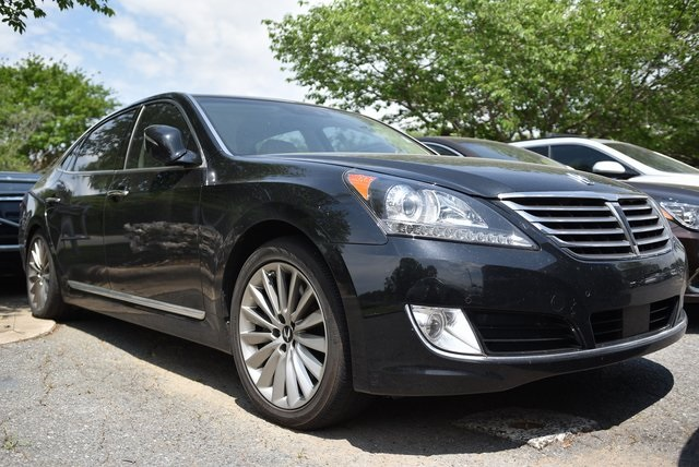 Certified Pre Owned 2016 Hyundai Equus Signature