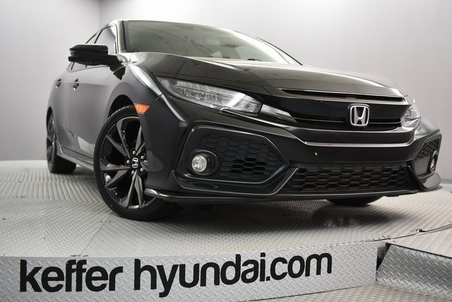 Certified Pre Owned 2017 Honda Civic Sport Touring