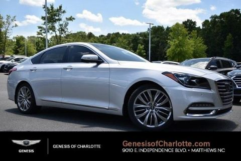 New 2019 Genesis G80 5.0 Ultimate