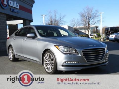 Pre-Owned 2017 Genesis G80 5.0 Ultimate